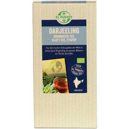 fair trade sypany bio cerny caj darjeeling ftgfop 100g