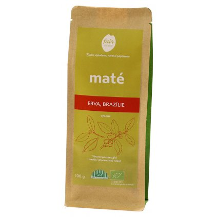fair trade bio mate sypane brazilie 100g