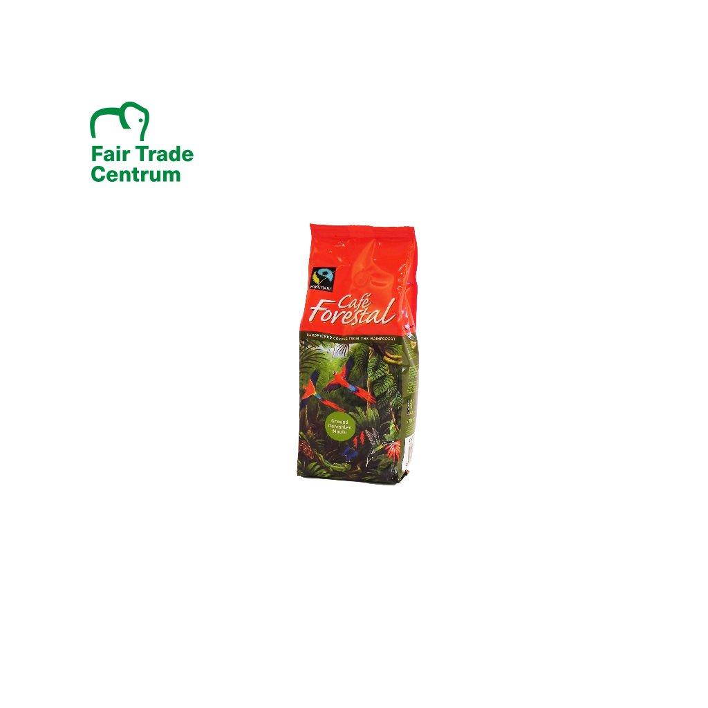 Mletá pralesní káva Forestal, 500 g