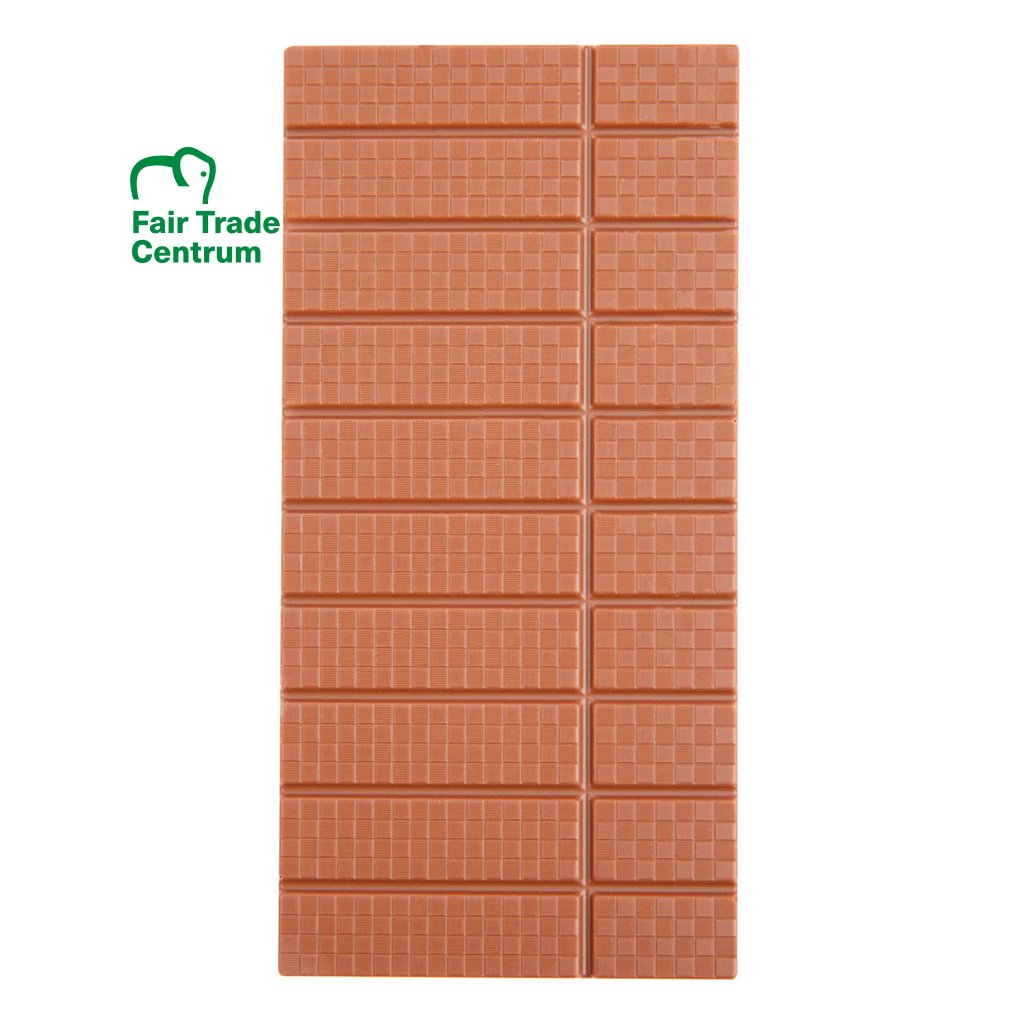 Bio klasická mléčná čokoláda Zotter, 70 g
