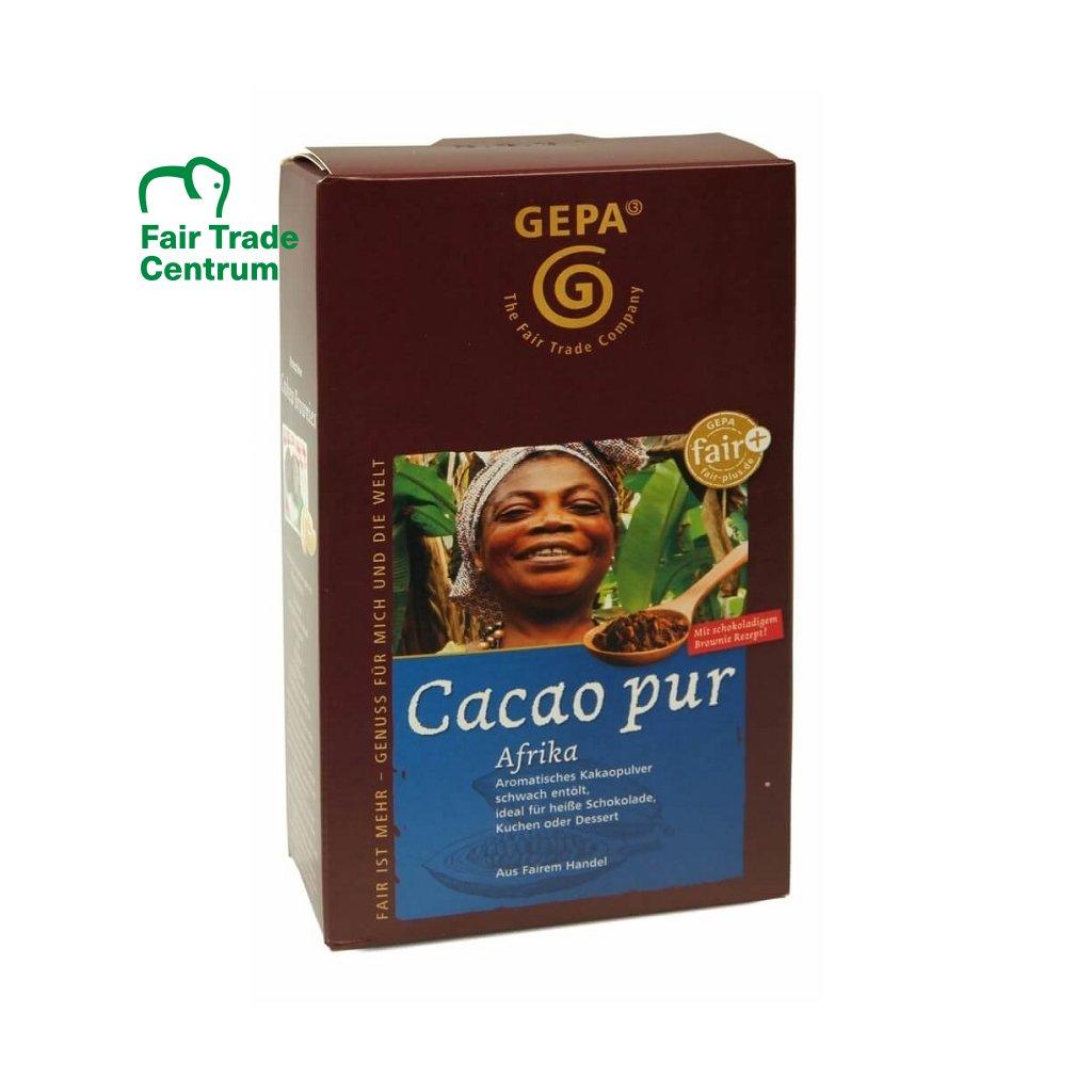 Fair Trade kakao z Kamerunu holandské