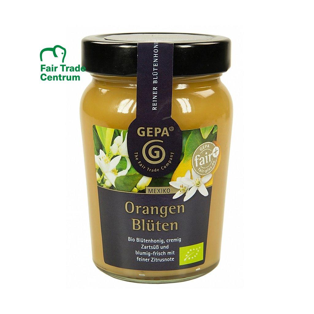 Fair trade bio med z pomerančovníků, 350 g