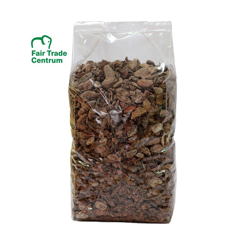 Fair trade přírodní kakaové hnojivo na zahradu, 1,5 kg