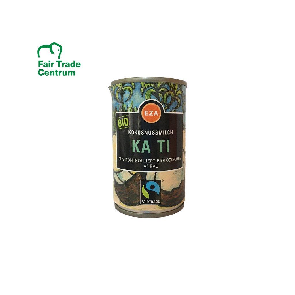 Bio kokosové mléko z Thajska, 160 ml