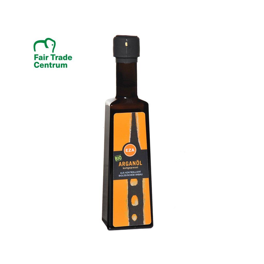 Fair trade bio arganový olej lisovaný za studena z Maroka