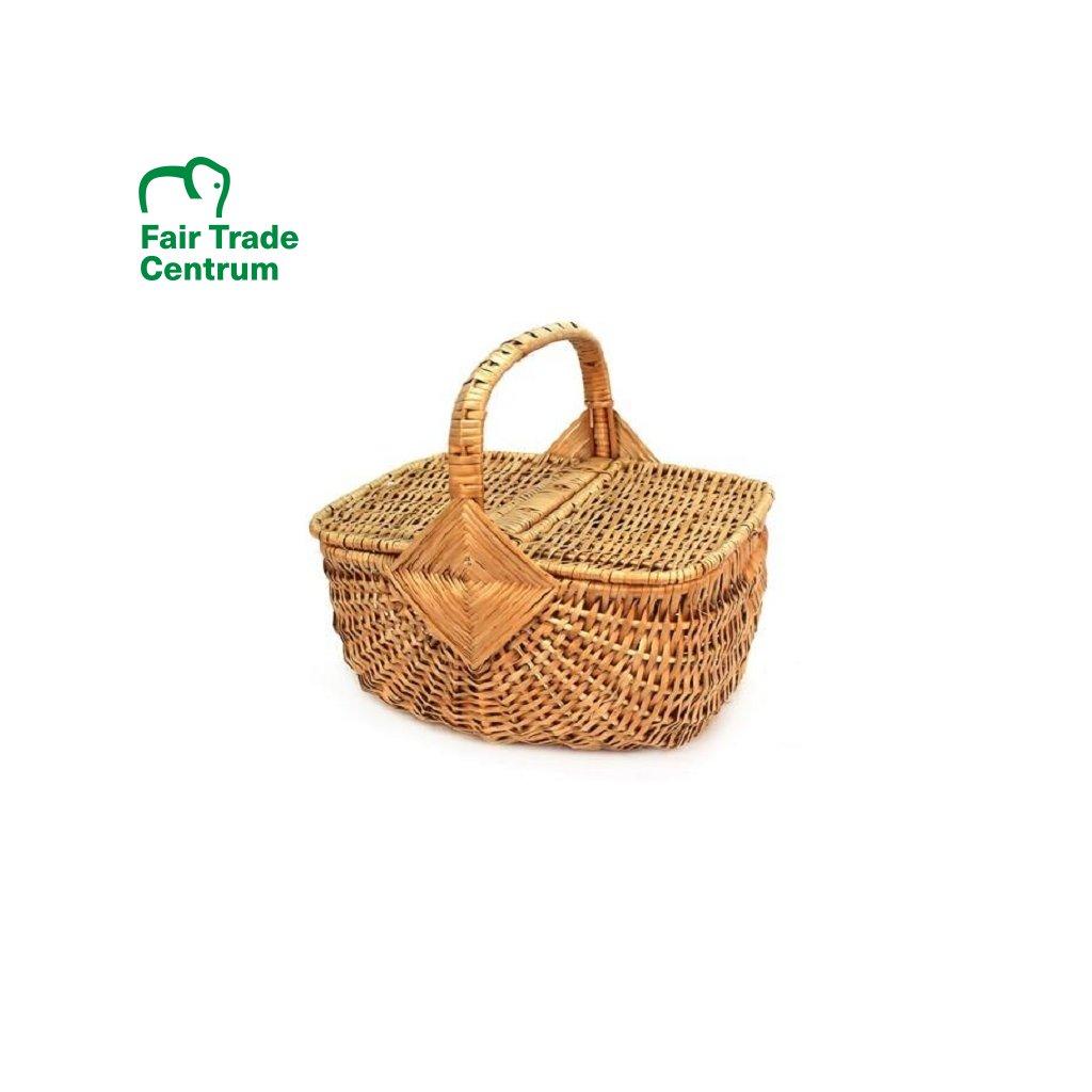 Fair trade piknikový košík ze Srbska