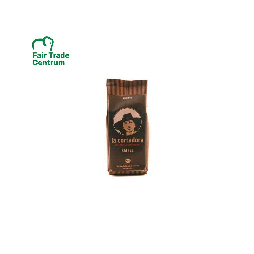 Bio mletá káva La Cortadora, 250 g