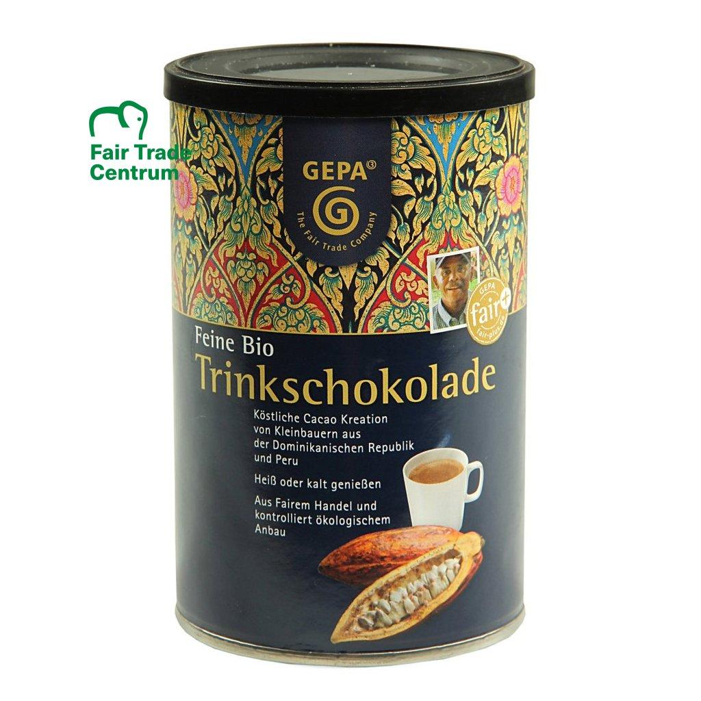 Fair trade bio rozpustné kakao Gepa s 32 % kakaa