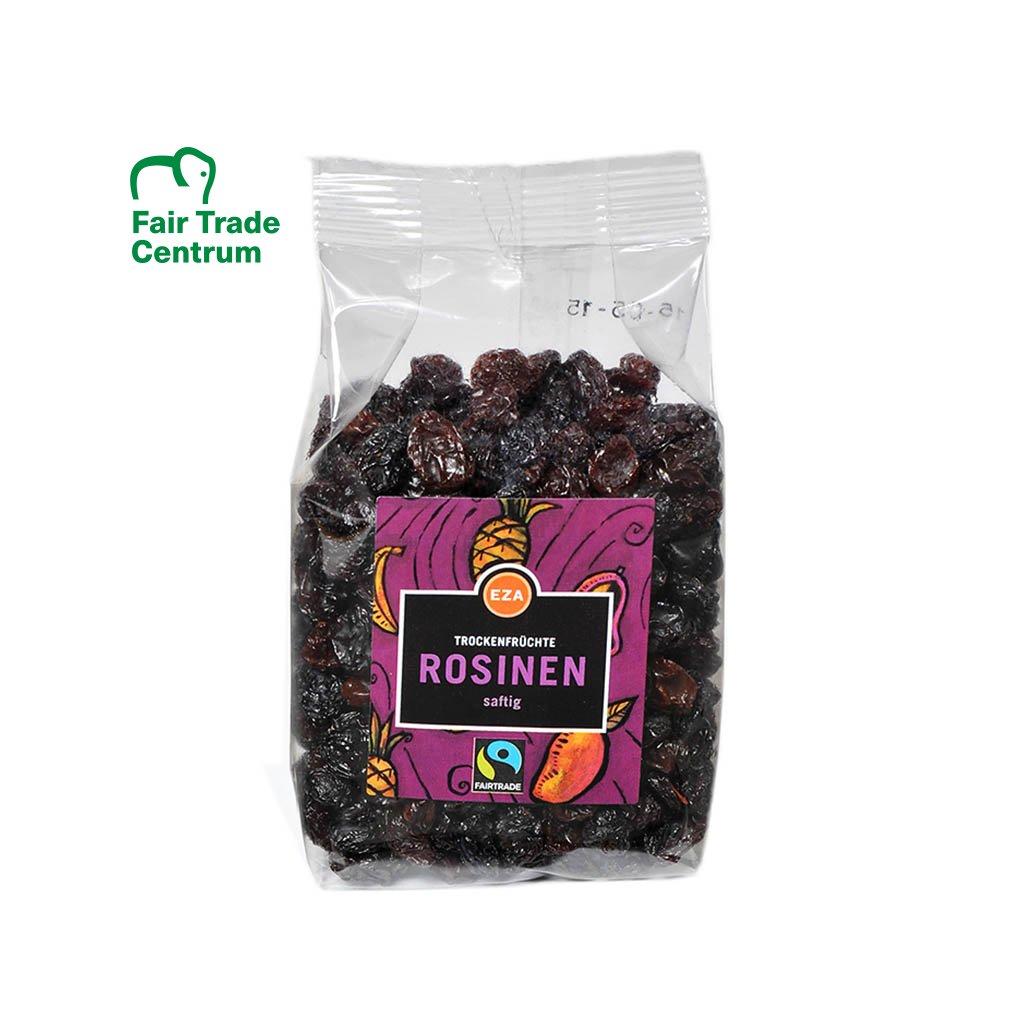 Fairtrade hrozinky z Chile, 200 g