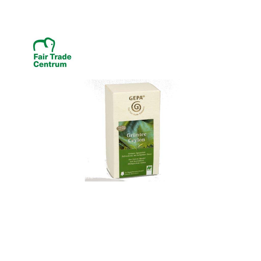 Bio Cejlonský zelený  čaj