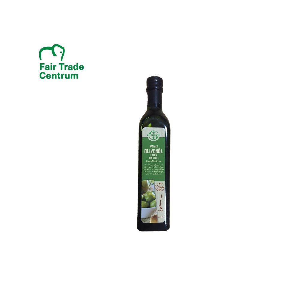 Extra panenský olivový olej z Chile, 500 ml