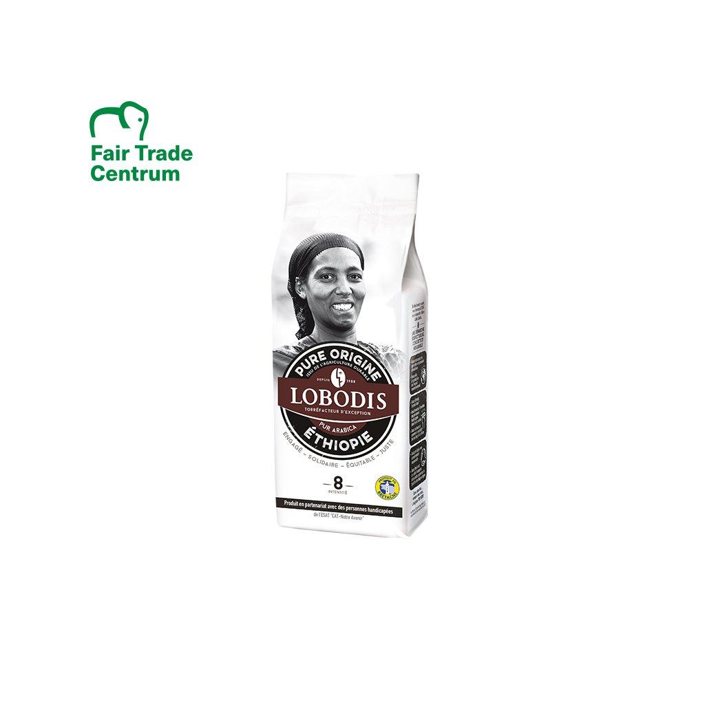 Mletá káva z Etiopie, 250 g