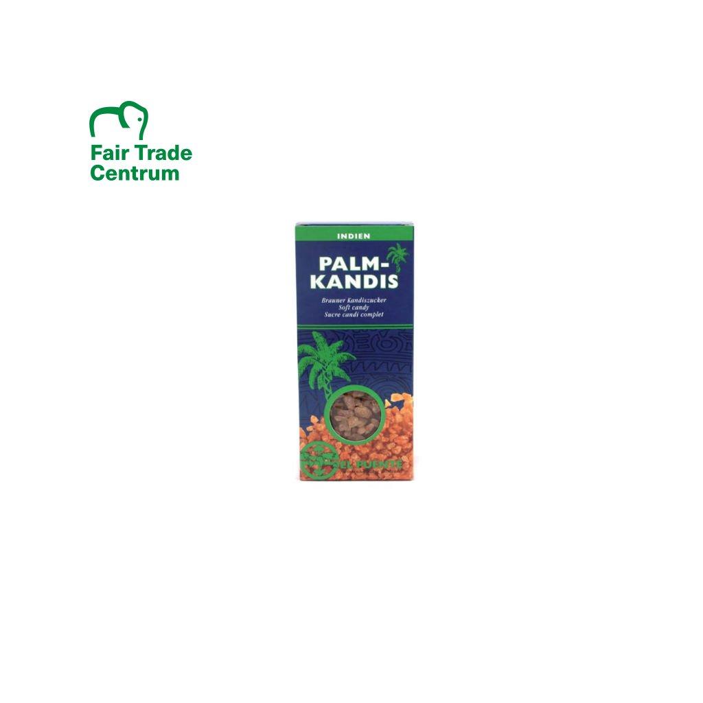 Palmový kandovaný cukr