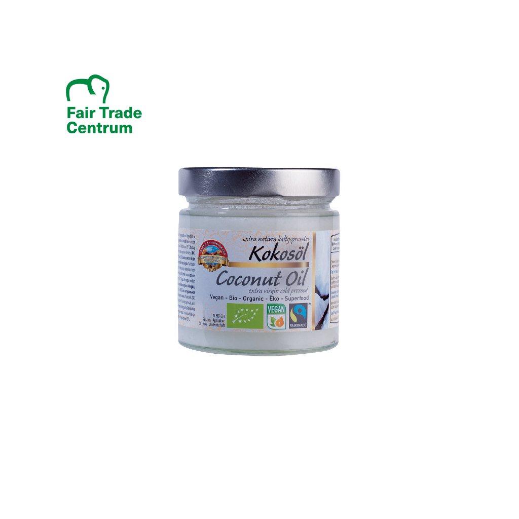 Bio kokosový olej, 350 ml