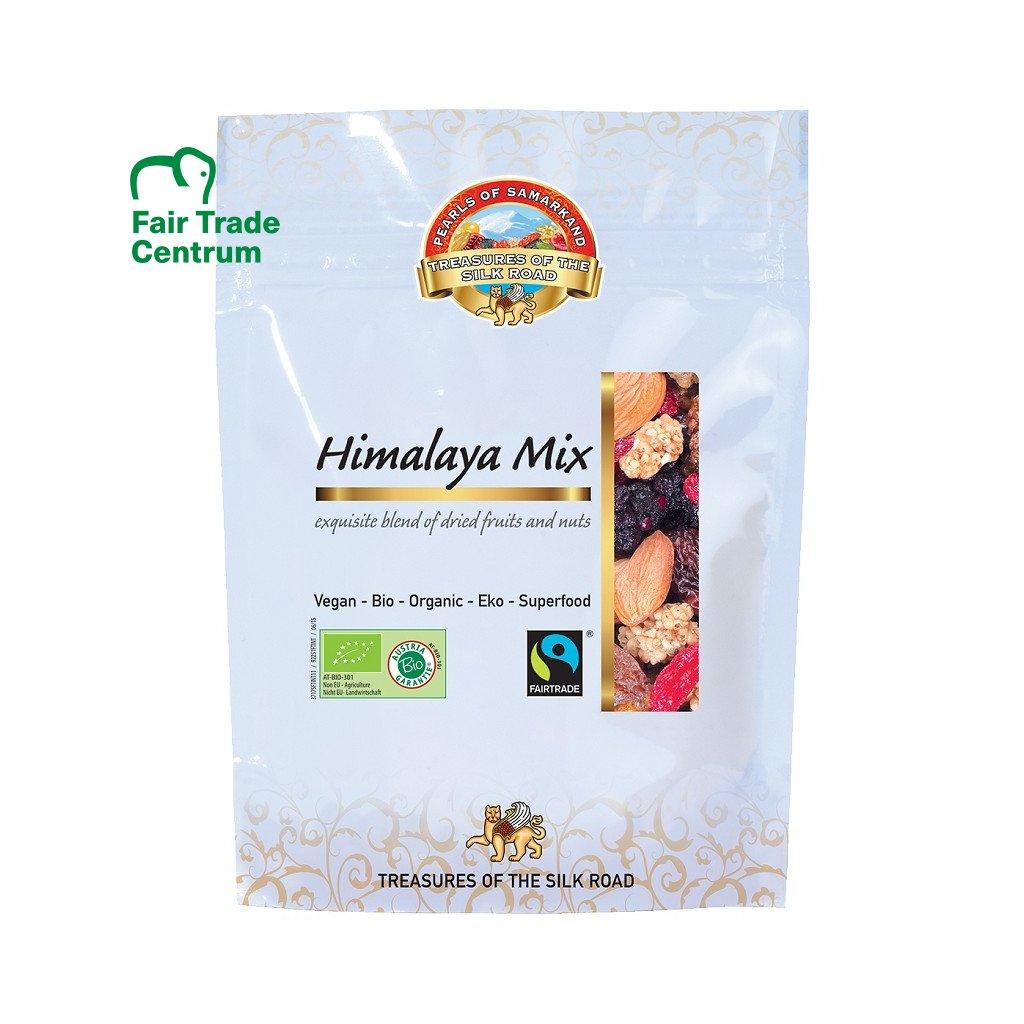 Fairtrade bio směs ořechů a ovoce Himálajský mix, 100 g