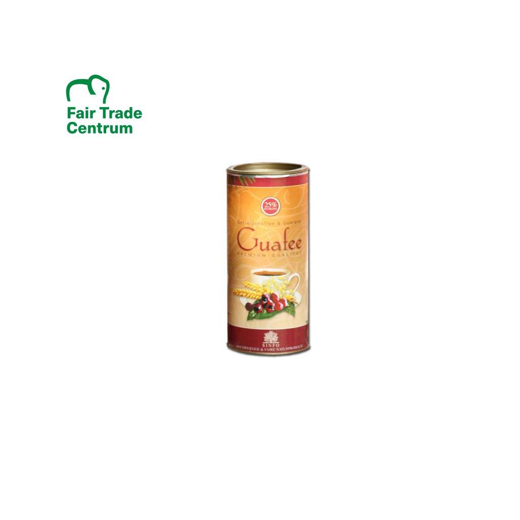 Bio obilná káva s guaranou Guafee, 125 g