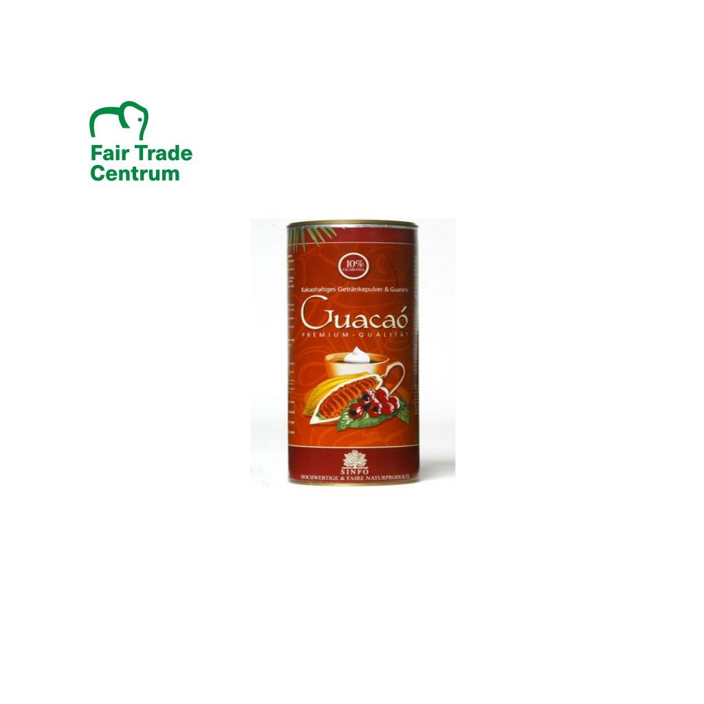 Bio kakao s guaranou Guacaó, 325 g