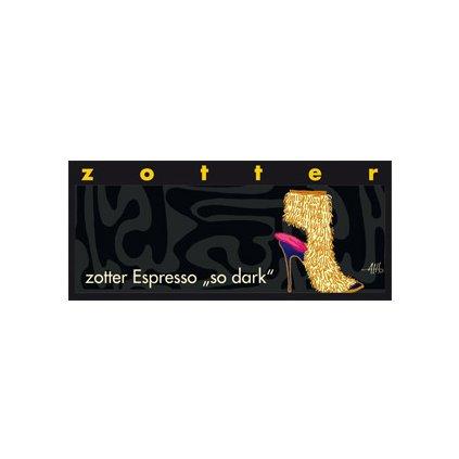 Bio Zotter Espresso