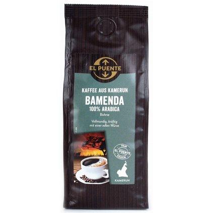 Fair Trade zrnková káva Bamenda z Kamerunu, 250 g