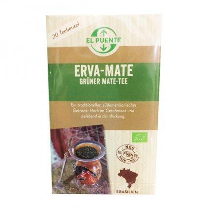 Bio Erva maté z Brazílie, 20 x 1,8 g