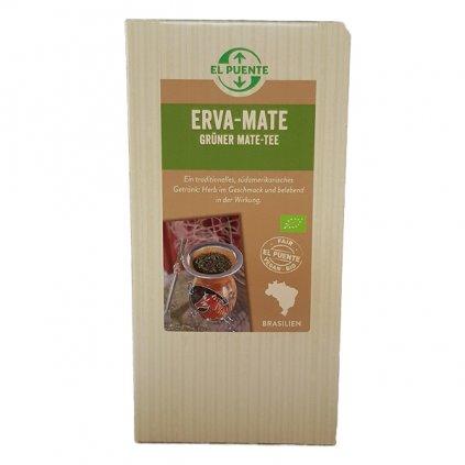 Bio Erva maté sypané z Brazílie, 100 g