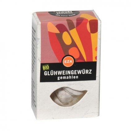 Fair trade bio koření na svařené víno ze Šrí Lanky
