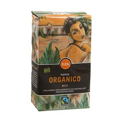 Bio mletá káva Organico, 250 g