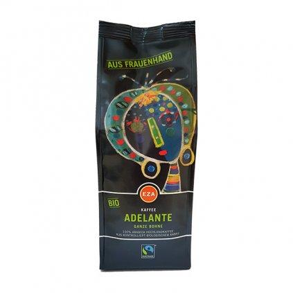 Bio zrnková káva Adelante, 250 g