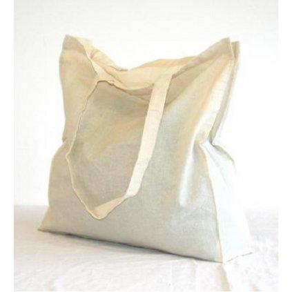 Fair trade plátěná taška z Bangladéše