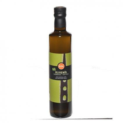 Fair trade bio olivový olej extra panenský z Izraele, 500 ml