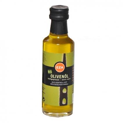 Fair trade bio olivový olej extra panenský z Izraele, 100 ml