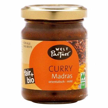 Fair trade bio kari pasta madras