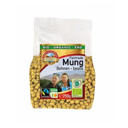 Bio Mungo fazolky, 250 g