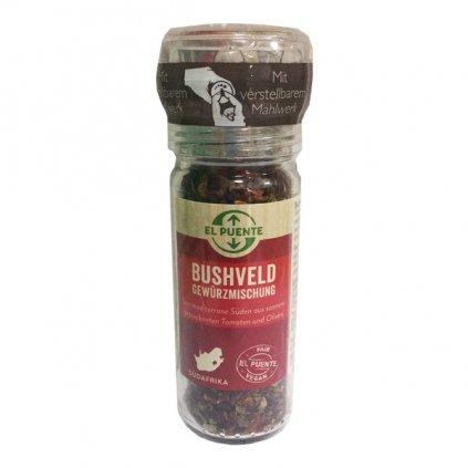 Mlýnek s africkým kořením Bushveld, 40 g