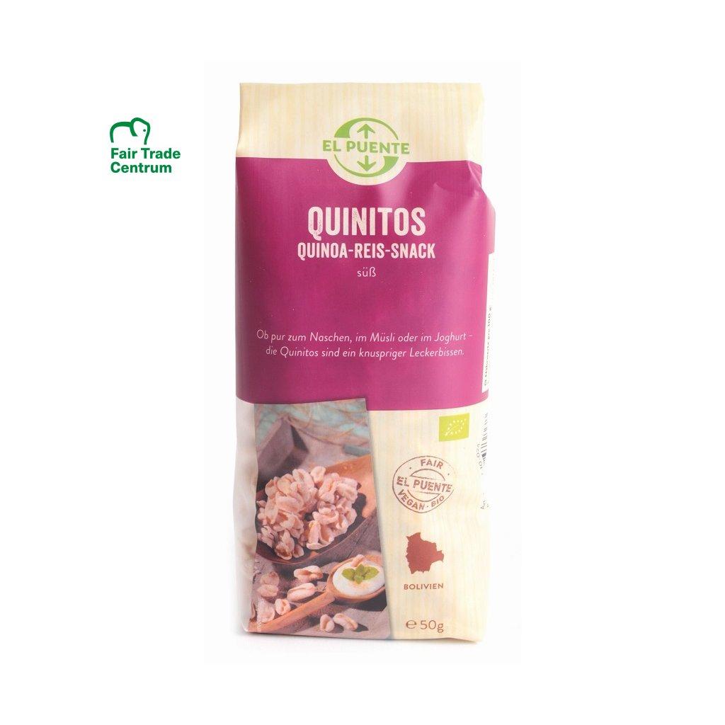 Fair Trade bio quinitos, 50 g