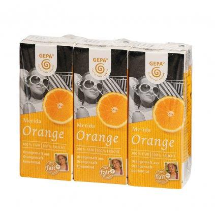 493 pomerancova stava 100 z brazilie 3 x 200 ml