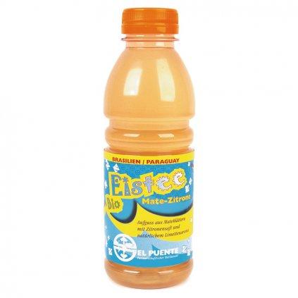 Fair trade bio maté s citrónem, 500 ml