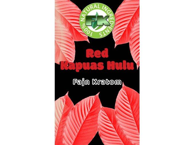 Fajn Kratom Red Kapuas Hulu