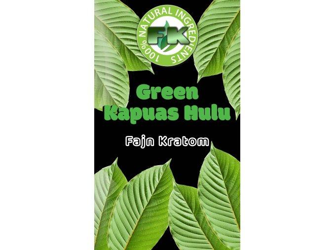 Fajn Kratom Green Kapuas Hulu