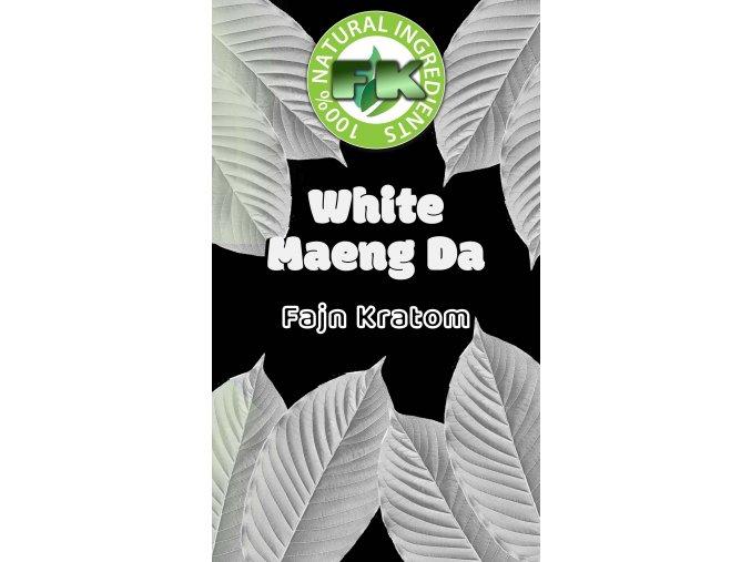 Fajn Kratom White Maeng Da