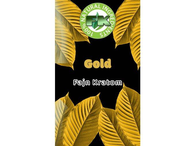 Fajn Kratom Gold