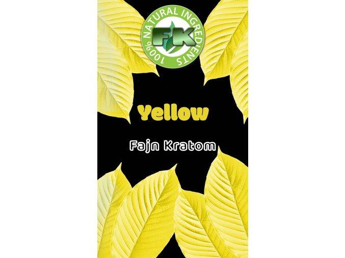 Fajn Kratom Yellow