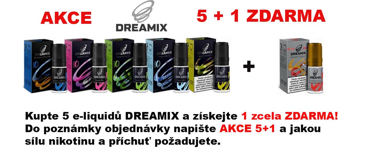 Dreamix 5+1 ZDARMA