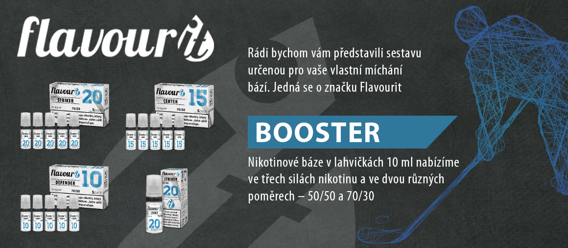 Flavourit BOOSTER