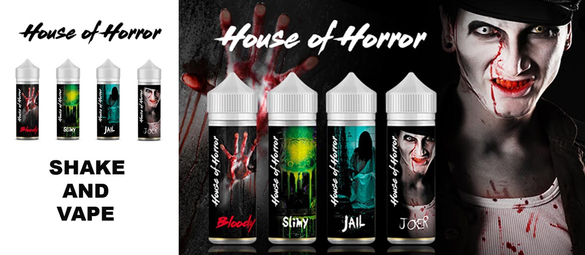 House of Horror (Shake and vape)