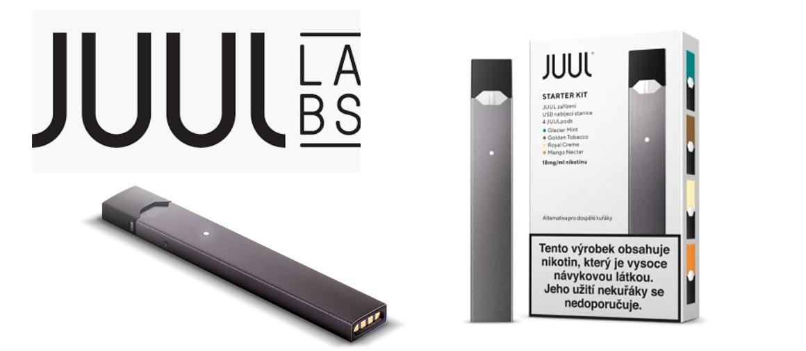 JUUL elektronická cigareta