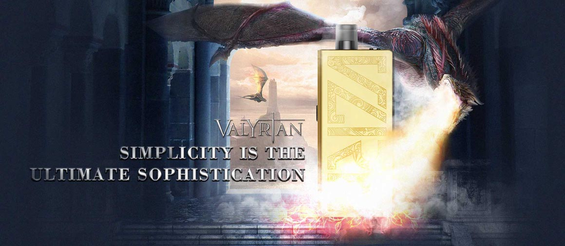 Uwell Valyrian POD