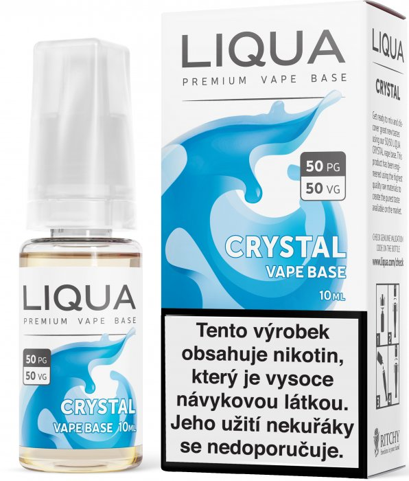 Liqua Crystal Báze