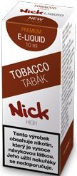 NICK 2 Go High - vysoký nikotin