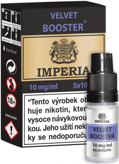 Velvet Booster 80VG/20PG